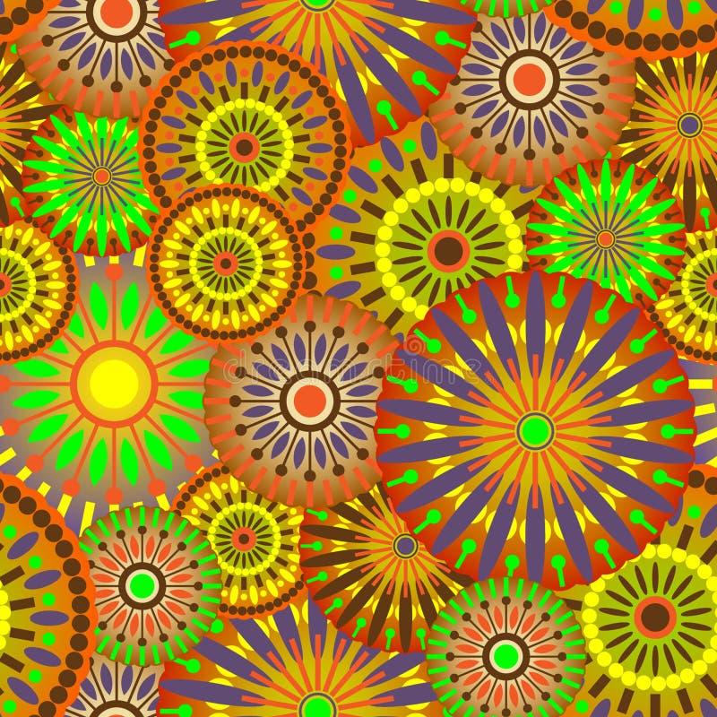kwiecisty sztuki tło ilustracji