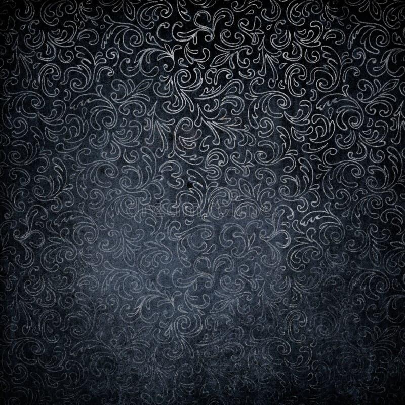 kwiecisty tła grunge ilustracji