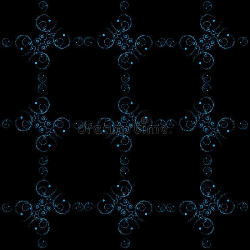 kwiecisty tło wektor ilustracja wektor