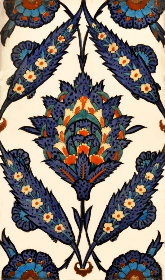 Kwitnąca płytka ilustracja wektor