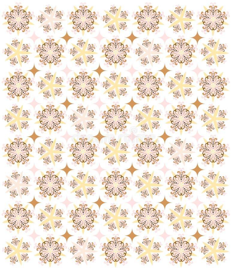 Download Kwitnie Romantyczne Gwiazdy Ilustracja Wektor - Obraz: 8012613