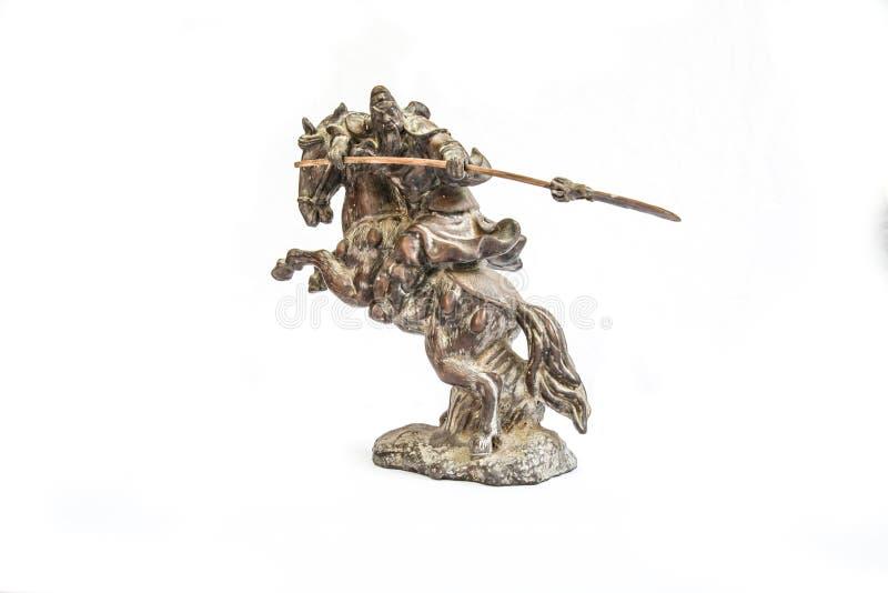 Kwnao Guanyu royalty-vrije stock foto