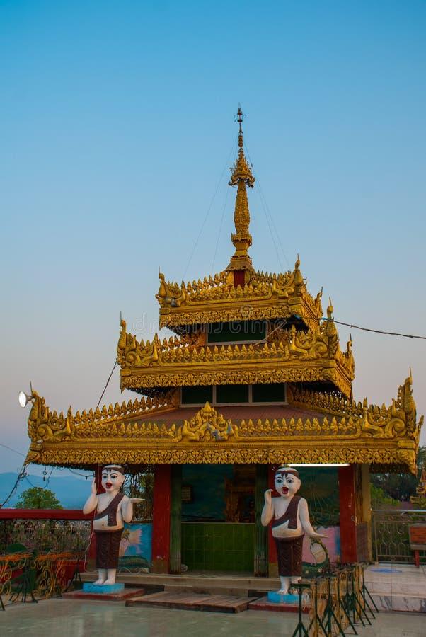 Download Kyaik Tan Lan 老Moulmein塔 毛淡棉,缅甸 缅甸 库存照片 - 图片 包括有 透视图, 本质: 72360150