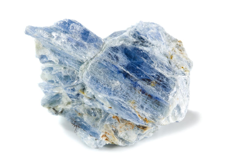 kyanite fotografia royalty free
