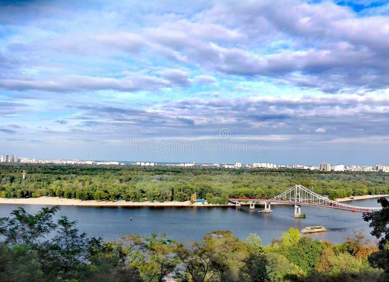 Kyiv stockfoto