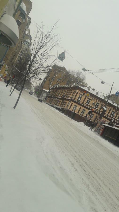 Kyiv royaltyfri foto