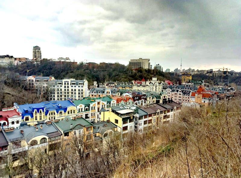 Kyiv fotografia royalty free
