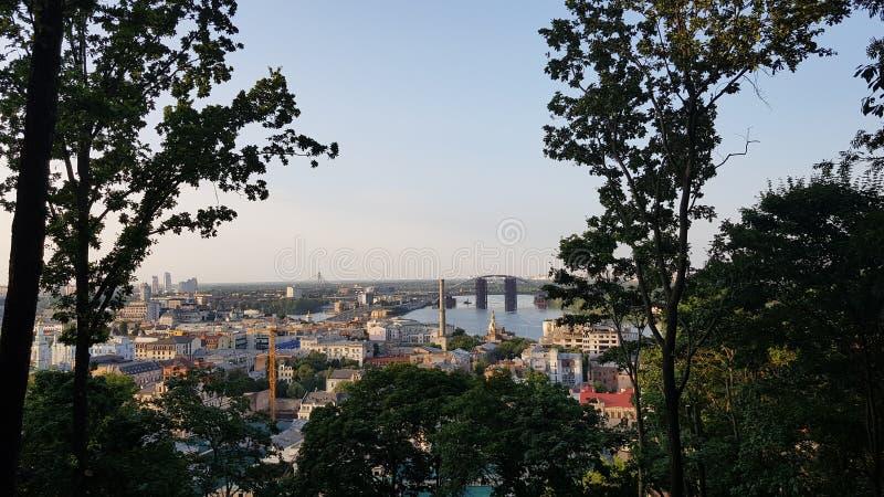 Kyiv imagem de stock royalty free