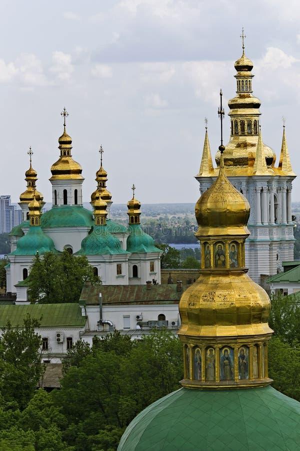 Kyiv-Pechersk Lavra fotos de stock royalty free