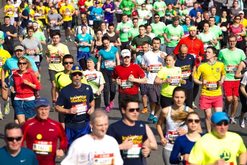 Download Kyiv połówki maraton obraz stock editorial. Obraz złożonej z zdrowy - 53788259