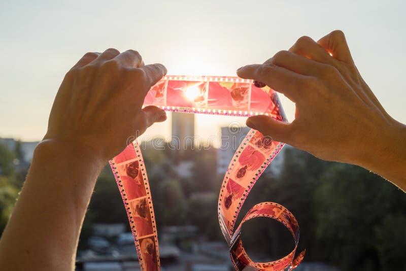 KYIV, UA - 26-ОЕ СЕНТЯБРЯ 2017: Память, памяти, за, вчера - фильм стоковые изображения