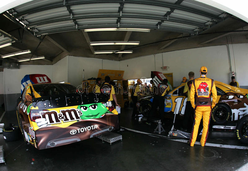 Download Kyle Busch in Daytona editorial photo. Image of auto - 25691041