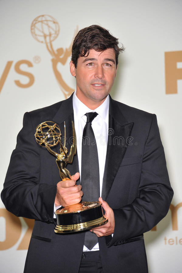 Download Kyle Chandler editorial stock image. Image of press, emmy - 22926009