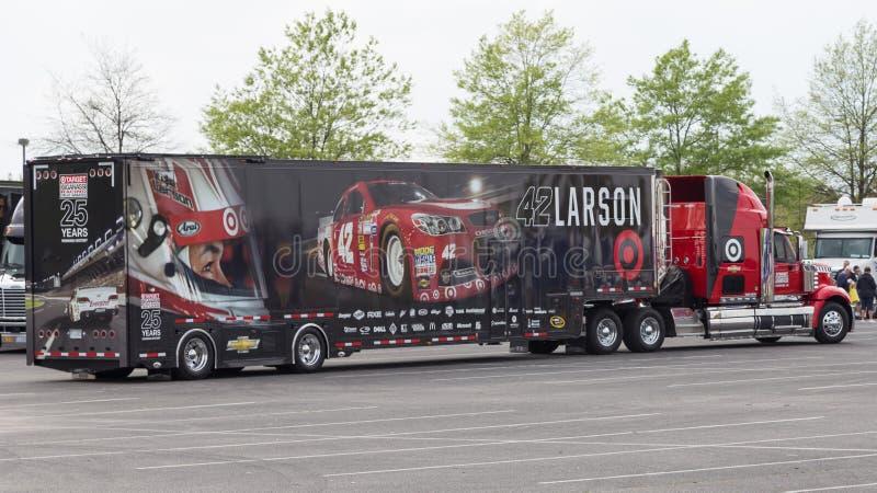 Kyle Larson #42 NASCAR photo stock