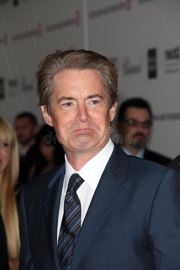 Download Kyle MacLachlan editorial stock photo. Image of maclachlan - 23751058