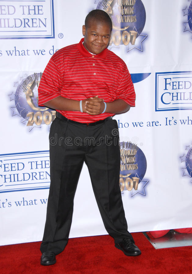 Download Kyle Massey editorial stock image. Image of awards, world - 23945194