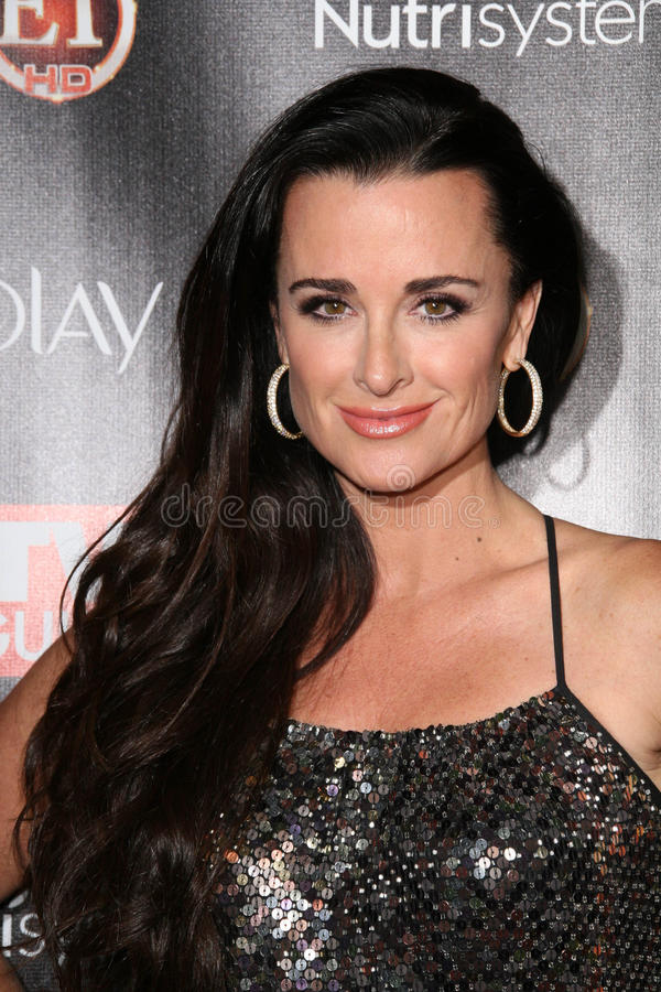 Download Kyle Richards editorial stock image. Image of 2010, hollywood - 25959134