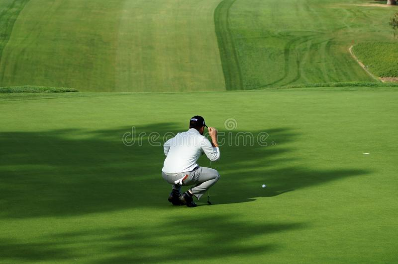 Download Kyle Thompson 2012 Farmers Insurance Open Editorial Photography - Image: 23049927