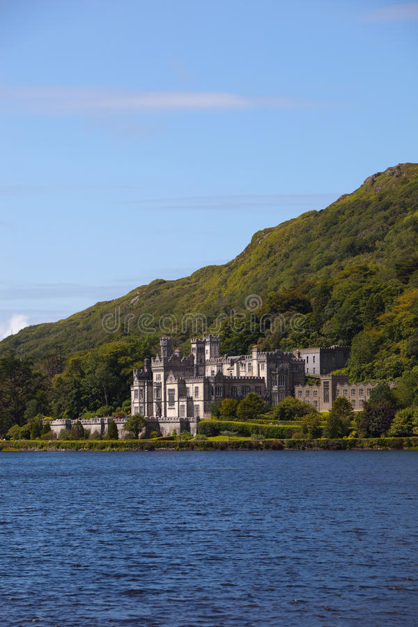 Download Kylemore Abbey editorial photography. Image of historical - 15502627