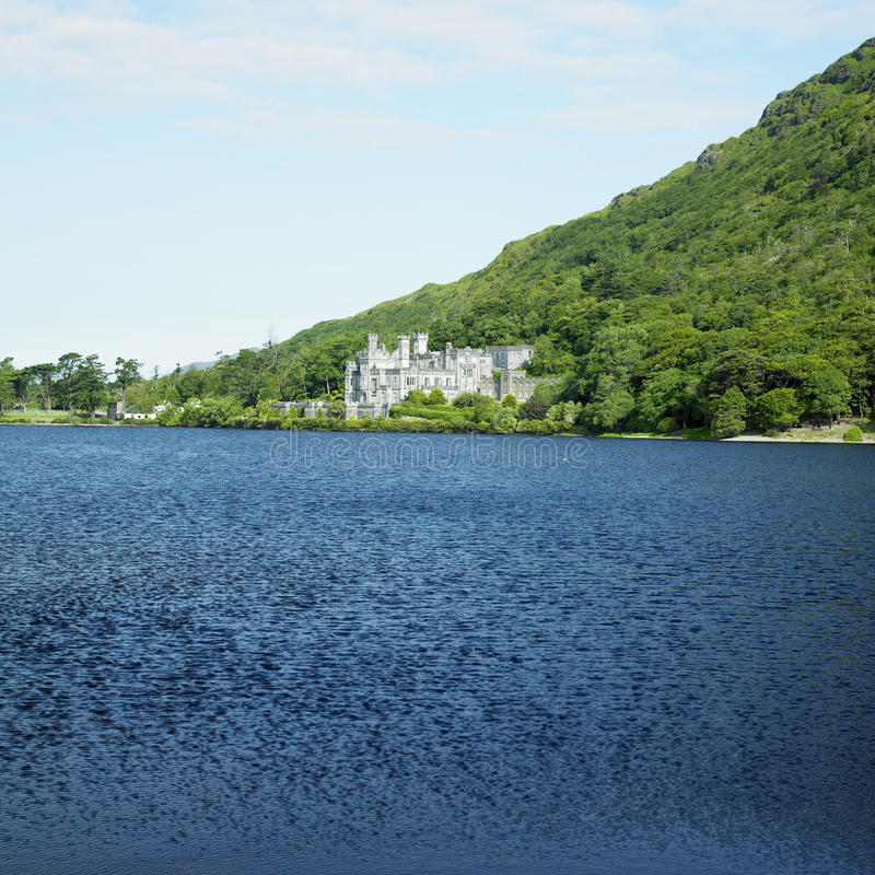 Download Kylemore Abbey editorial photography. Image of galway - 17006987