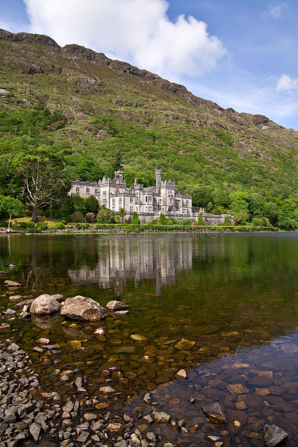 Download Kylemore Abbey editorial image. Image of kylemore, boarding - 18549745