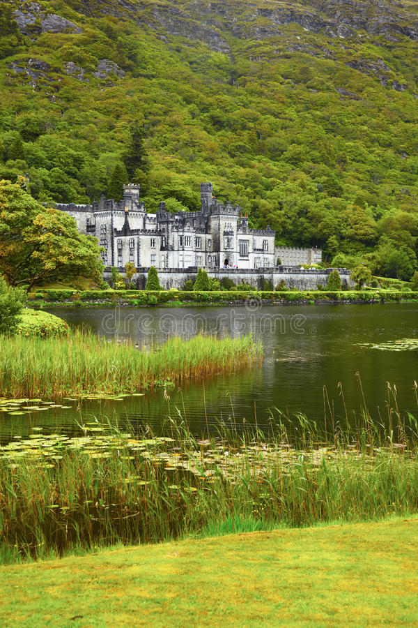 Download Kylemore Abbey editorial image. Image of color, monastery - 22283950