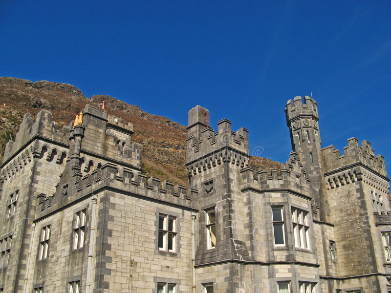Download Kylemore Abbey editorial photography. Image of galway - 6372597