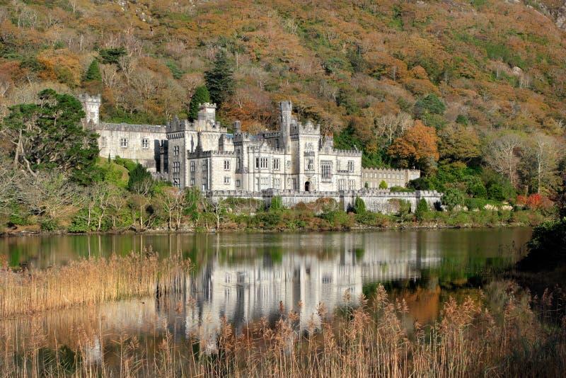 Kylemore Abbey In Ireland Editorial Photo
