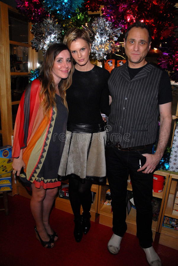 Kylie Bax,Fred Segal. Kylie Bax and friends at the launch of Kylie Bax and Spiros Poros' Moro Moro Kids Boot Collection at Ron Robinson Lifesize, Fred Segal stock photos