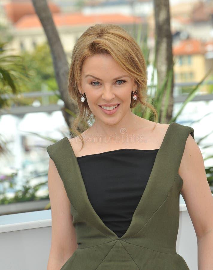 Kylie Minogue photographie stock
