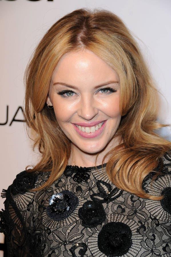 Kylie Minogue imagem de stock
