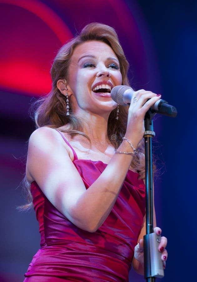 Kylie Minogue στοκ φωτογραφία με δικαίωμα ελεύθερης χρήσης