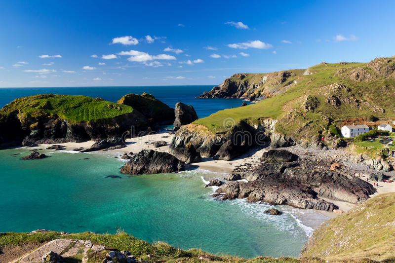 Download Kynance Cove Cornwall stock photo. Image of kingdom, picturesque - 27488312