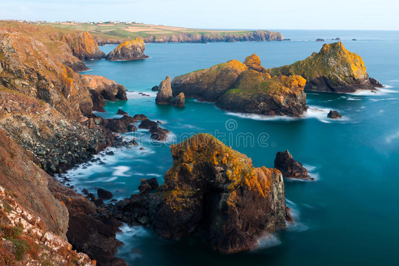 Download Kynance Cove Cornwall stock photo. Image of picturesque - 27488622