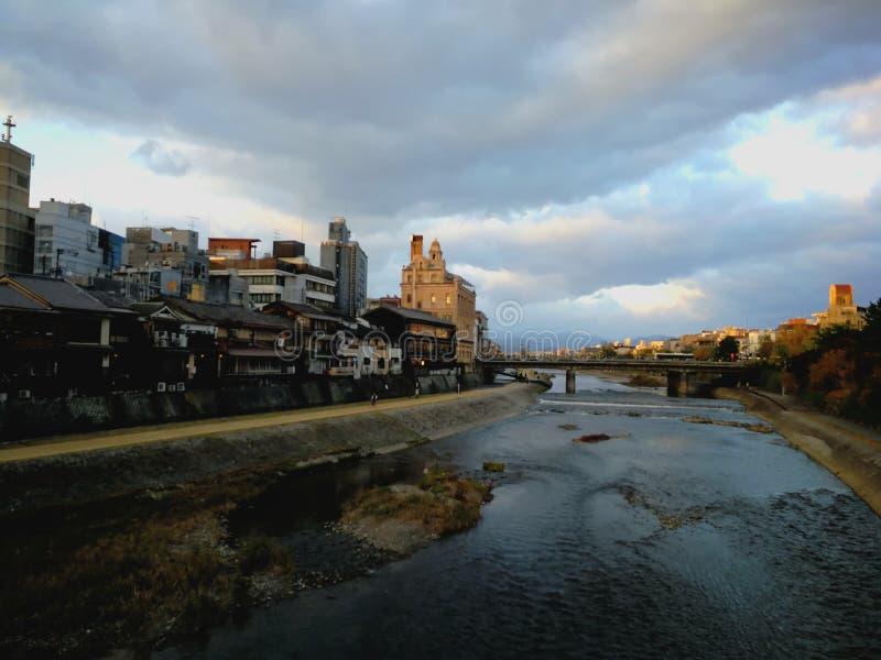 kyoto стоковая фотография rf