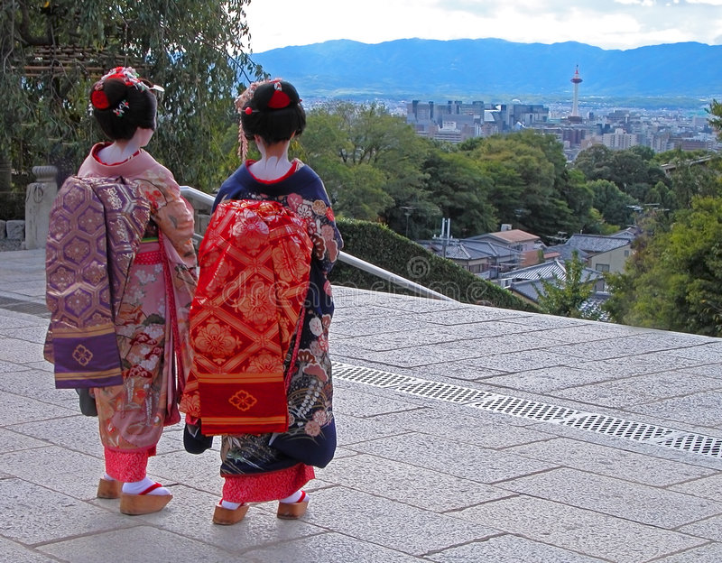 kyoto στοκ φωτογραφίες