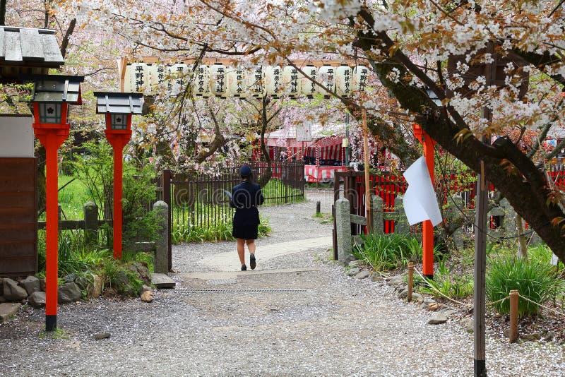Kyoto stock foto's