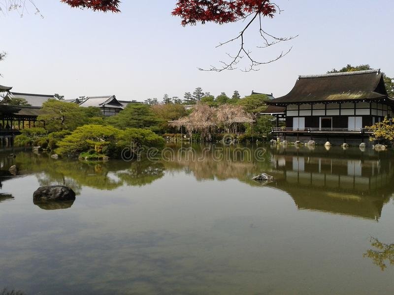 Kyoto fotos de archivo libres de regalías