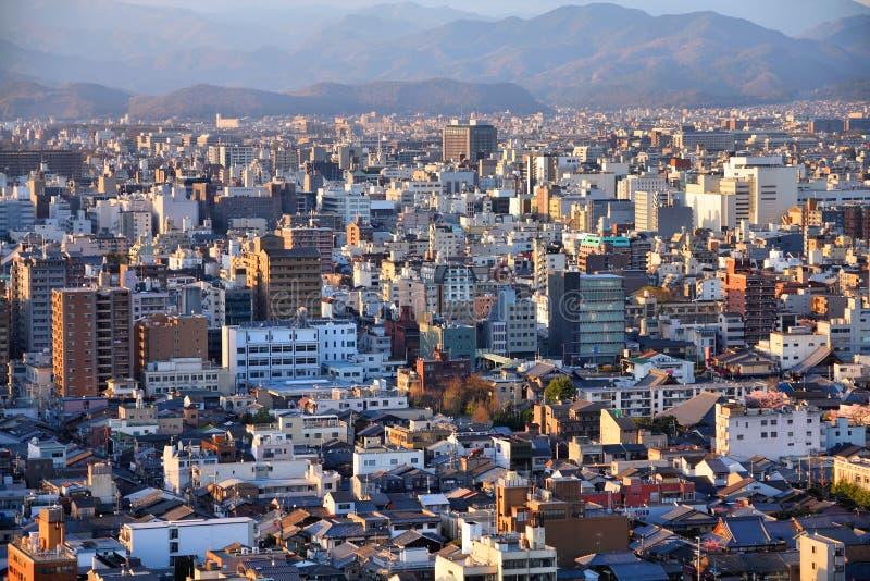 kyoto fotografia stock libera da diritti