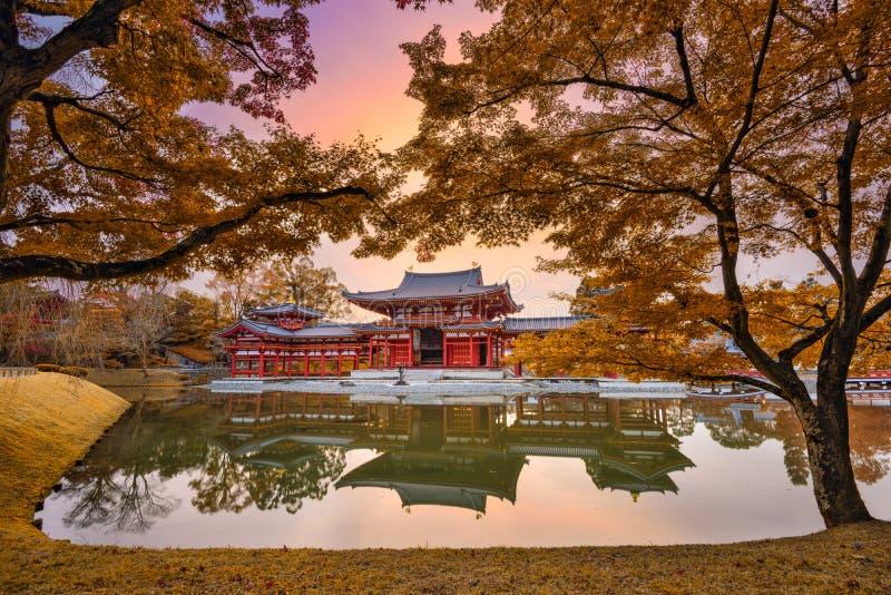 Kyoto in autunno immagini stock libere da diritti