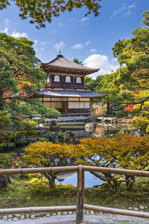 Kyoto chez Ginkakuji images stock