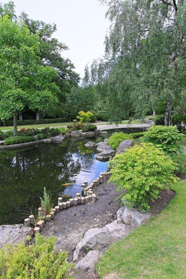 Download Kyoto gardens stock image. Image of japanese, pond, kyoto - 31018371