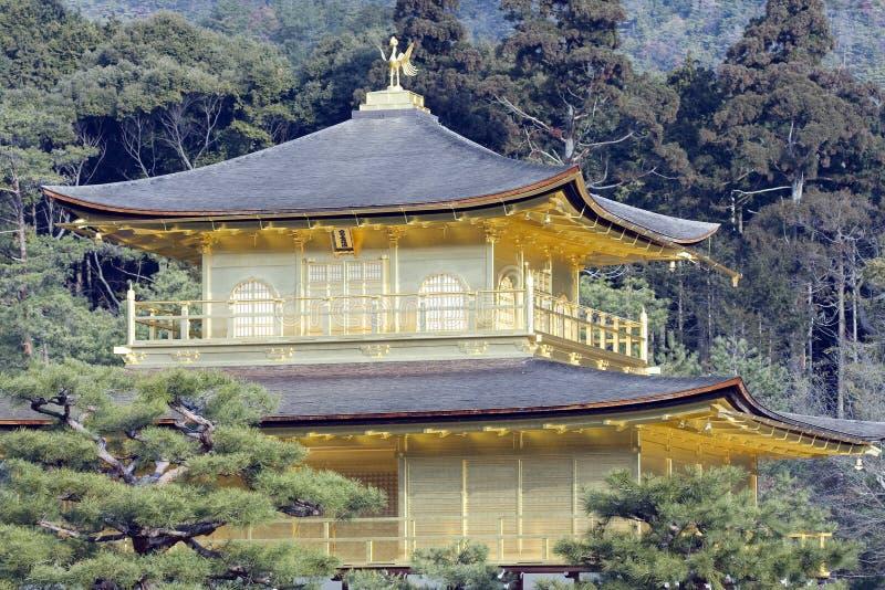 Kyoto - The Golden Pavilion stock photography
