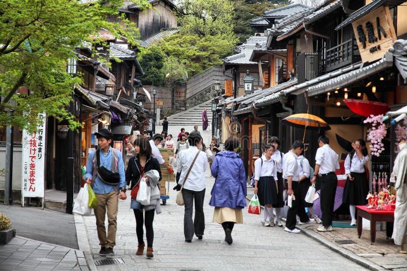 Kyoto, Japan stock afbeeldingen