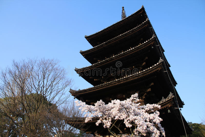 Download Kyoto, Japan stock photo. Image of pagoda, buddhism, japanese - 27636942