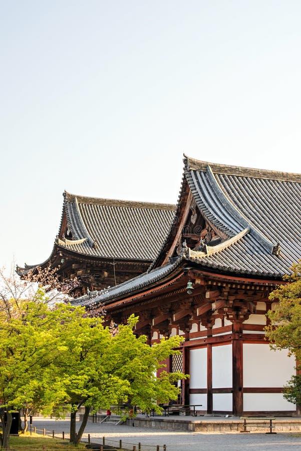 Free Kyoto, Japan At Toji Temple Stock Photos - 59002933