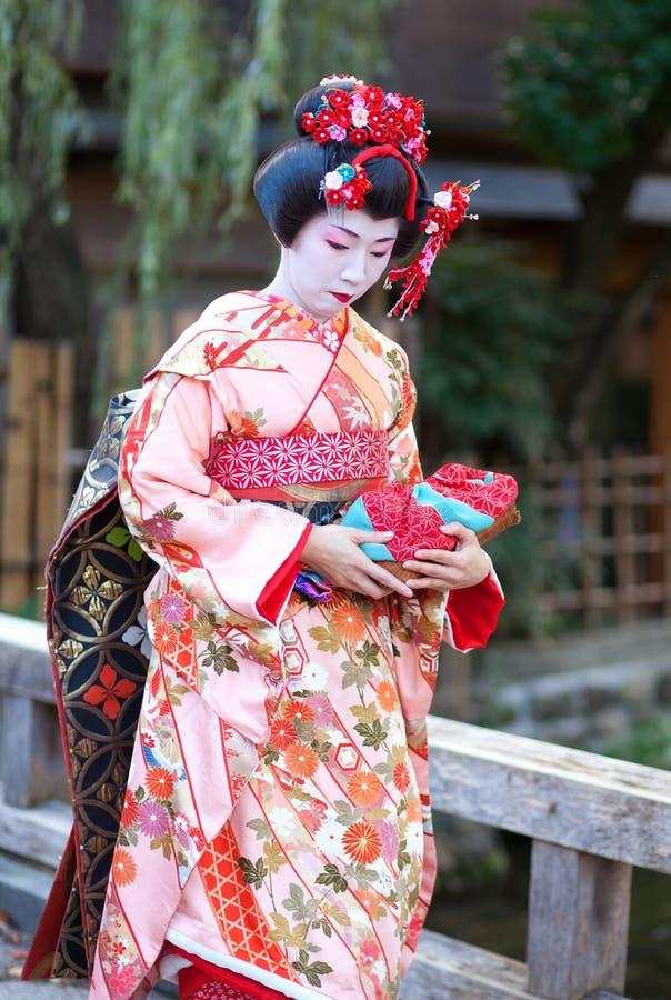 Download KYOTO, JAPAN - NOVEMBER 8, 2011: Young Maiko Editorial Image - Image: 22006085