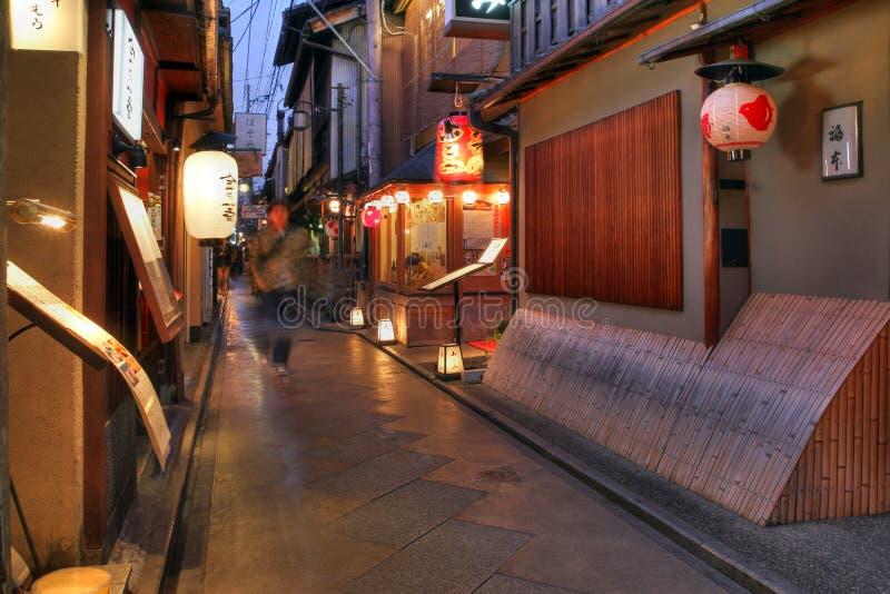 Kyoto, Japon photographie stock