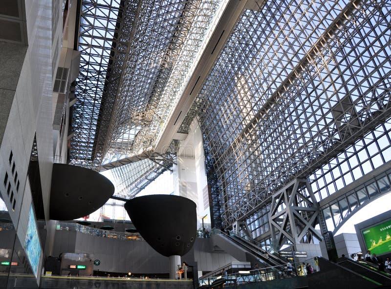 Download KYOTO JAPONIA, OCT, - 27: Kyoto Stacja Fotografia Editorial - Obraz złożonej z budynek, szczegółowy: 28964902