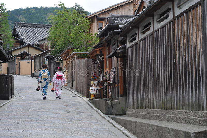 Kyoto Kiyomizu-Dera lizenzfreie stockbilder